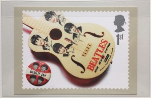 SL5 with Beatles FDC
